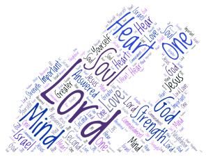 Mark 12-29-31