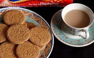 Tea-Biscuits
