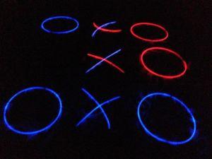 UV O and X