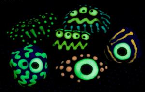 UV rocks