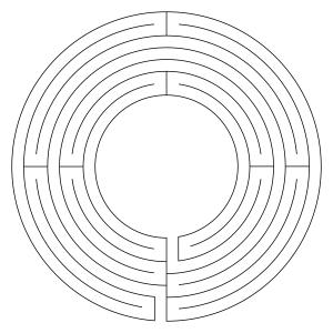 30 days labyrinth