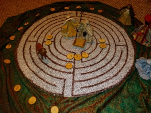 Journey to Bethlehem – a Labyrinth for Advent | The Reflectionary