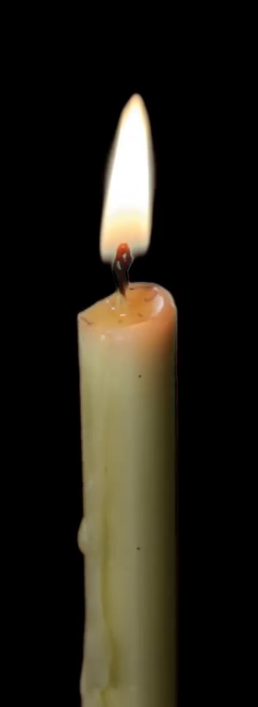 tall candle