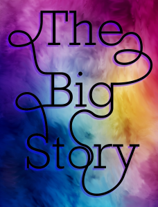 The Big Story logo colour