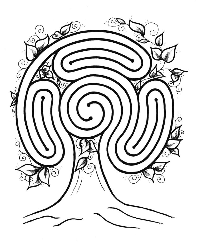 tree labyrinth FR