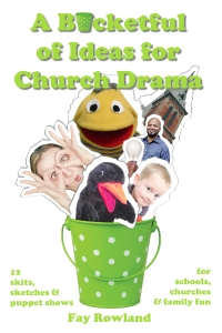 bucket drama print cover final