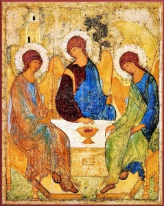 Rublev Three Visitors