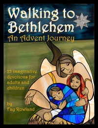 Walking to Bethlehem cover
