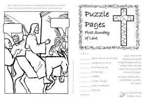 puzzle pages