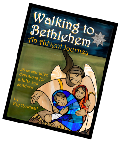 Walking to Bethlehem cover trans