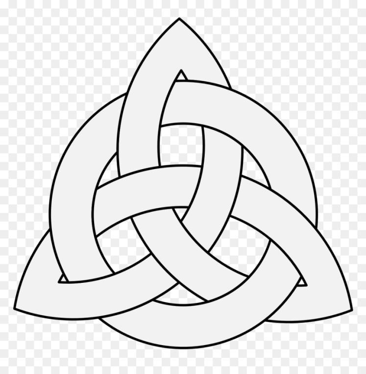 trinity celtic knot 1