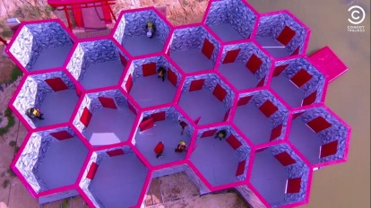 takeshis castle maze